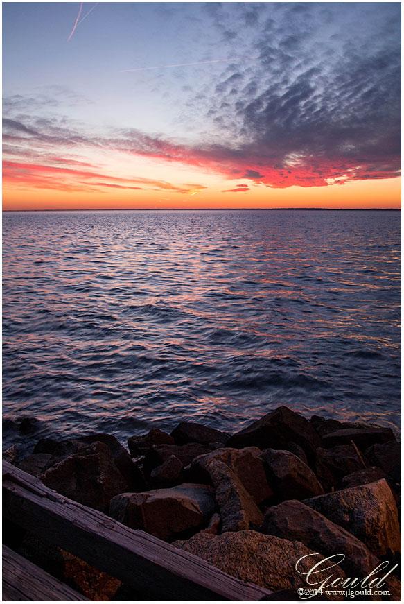 Matapeake Sunset
